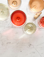 Rose wines for Crave.(Will Shilling/Crave)