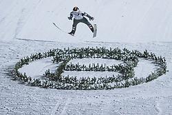 06.01.2021, Paul Außerleitner Schanze, Bischofshofen, AUT, FIS Weltcup Skisprung, Vierschanzentournee, Bischofshofen, Finale, im Bild Clemens Leitner (AUT) // Clemens Leitner of Austria during the final of the Four Hills Tournament of FIS Ski Jumping World Cup at the Paul Außerleitner Schanze in Bischofshofen, Austria on 2021/01/06. EXPA Pictures © 2020, PhotoCredit: EXPA/ JFK