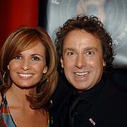 NLD/Utrecht/20060319 - Gala van het Nederlandse lied 2006, Marco Borsato en partner Leontien Ruiters