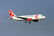 OK-NEP Czech Airlines (CSA) Airbus A319-100