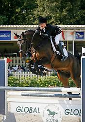 Regter Chantal - Agodinus<br /> Ermelo KWPN Paardendagen 2009<br /> © Hippo Foto - Karin Van Der Meul