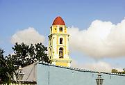 Cuba, Trinidad. San Francisco Convent and Cathedral