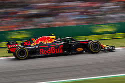 May 13, 2018 - Barcelona, Catalonia, Spain - May 13th, 2018 - Circuit de Barcelona-Catalunya, Montmelo, Spain - Race of Formula One Spanish GP 2018; Max Verstappen of RedBull Racing during the Spanish GP. (Credit Image: © Eric Alonso via ZUMA Wire)