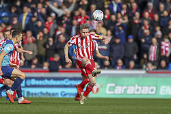 March 9, 2019 - High Wycombe, Buckinghamshire, United Kingdom - Sunderlands Grant Leadbitter clears the ball during the Sky Bet League 1 match between Wycombe Wanderers and Sunderland at Adams Park, High Wycombe, England  on Saturday 9th March 2019. (Credit Image: © Mi News/NurPhoto via ZUMA Press)