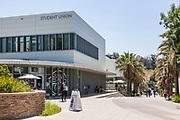 Rio Hondo College Student Union Building Whittier