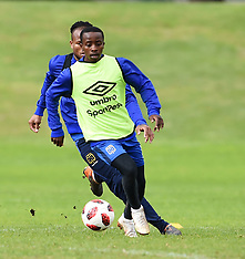 Cape Town City Training Session - 1 Aug 2018