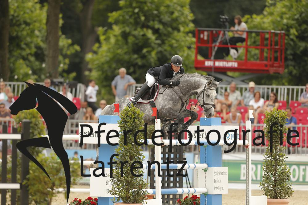 Ehning, Johannes, Air Corrado VO<br /> Münster - Turnier der Sieger<br /> Mittlere Tour<br /> © www.sportfotos-lafrentz.de/ Stefan Lafrentz