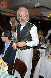 ROGER LLOYD PACK at One Night Only at The Ivy held at The Ivy, 1-5 West Street, London on 2nd December 2012.