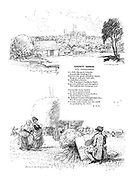 County Songs. XVI.—Lincolnshire. (Illustrated poem)