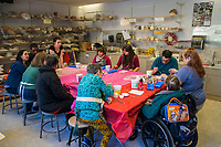 Pottery Class, Ballard Community Center
