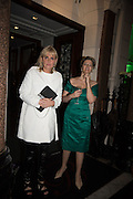 SOPHIE MONTGOMERY; PETRONELLA WYATT, The Brown's Hotel Summer Party hosted by Sir Rocco Forte and Olga Polizzi, Brown's Hotel. Albermarle St. London. 14 May 2015