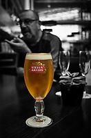 Beach Bar at the Hilton London Heathrow Hotel. Image taken with a Leica X2 camera.