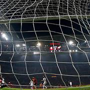 Galatasaray's and Bursaspor's during their Turkish Super League soccer match Galatasaray between Bursaspor at the AliSamiYen Spor Kompleksi TT Arena at Seyrantepe in Istanbul Turkey on friday, 04 December 2015. Photo by Kurtulus YILMAZ/TURKPIX