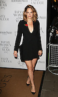Ruth Wilson, Harper's Bazaar Women of the Year Awards, Claridge's, London UK, 03 November 2015, Photo by Richard Goldschmidt