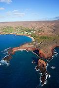 Hulopoe Bay, Lanai, Hawaii