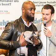 NLD/Amsterdam/20160603 - Onthulling stemmencast Huisdiergeheimen, Murth Mossel