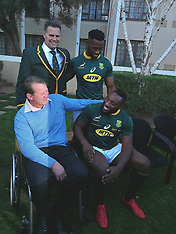 South African Sporting Heroes - 18 June 2018