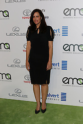 BURBANK, CA - OCTOBER 22: Actress Ione Skye attends the 26th annual EMA Awards presented by Toyota and Lexus and hosted by the Environmental Media Association at Warner Bros. Studios on October 22, 2016 in Burbank, California. Byline, credit, TV usage, web usage or linkback must read SILVEXPHOTO.COM. Failure to byline correctly will incur double the agreed fee. Tel: +1 714 504 6870.