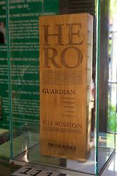 CNN Hero Award At Land Mine Museum