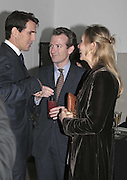 Prince Pavlos of Greece , Ashley and Allegra Hicks, India Hicks And Crabtree & Evelyn launch new skincare range. : Hempel Hotel, 31-35 Craven Hill Gardens, London, W2, 22 November 2006. ONE TIME USE ONLY - DO NOT ARCHIVE  © Copyright Photograph by Dafydd Jones 66 Stockwell Park Rd. London SW9 0DA Tel 020 7733 0108 www.dafjones.com