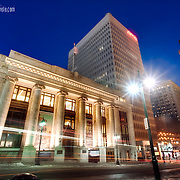 """Kansas City's downtown library, and anchor of what's known as """"The Library District"""""""
