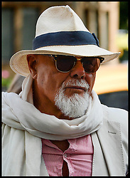 Image ©Licensed to i-Images Picture Agency. 19/06/2014. London, United Kingdom. Gary Glitter appears at Westminster Magistrates Court. Picture by Andrew Parsons / i-Images
