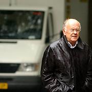 NLD/Laren/2005005 - Begrafenis Roy Beltman, Willem van Kooten