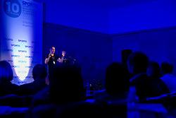 Josh Robinson at sports marketing and sponsorship conference Sporto 2013, on November 21, 2013 in Hotel Slovenija, Congress centre, Portoroz / Portorose, Slovenia. Photo by Vid Ponikvar / Sportida