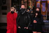 "May 08, 2021 - NY: NBC'S  ""Saturday Night Live"" - Elon Musk & Miley Cyrus"
