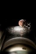 "PMM290109#Portuguese Mint ""Casa da Moeda Lisbon"" - Quality control of the coin materials."