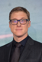 Alan Tudyk attends the launch event for Rogue One: A Star Wars Story at Tate Modern on December 13, 2016, in London, UK. Photo by Bakounine/ABACAPRESS.COM