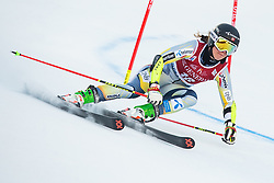 Mina Fuerst Holtmann (NOR) during the Ladies' Giant Slalom at 57th Golden Fox event at Audi FIS Ski World Cup 2020/21, on January 16, 2021 in Podkoren, Kranjska Gora, Slovenia. Photo by Vid Ponikvar