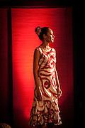 Fijian Fashion show, Shangri-la Fijian Resort and Spa; Coral Coast; Viti Levu; Fiji;