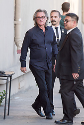 Kurt Russell is seen at 'Jimmy Kimmel Live' in Los Angeles, California. NON EXCLUSIVE November 13, 2018. 13 Nov 2018 Pictured: Kurt Russell. Photo credit: RB/Bauergriffin.com / MEGA TheMegaAgency.com +1 888 505 6342
