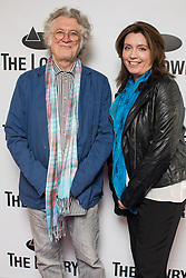 © Licensed to London News Pictures . 30/08/2017 . Salford , UK . Noddy Holder . Purple carpet photos of celebrities, actors and invited guests arriving for the press night of the musical comedy , Addams Family , at the Lowry Theatre . Photo credit : Joel Goodman/LNP