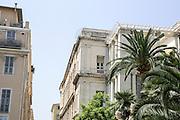 historic city centre, Nice, France