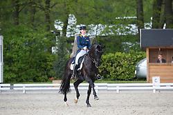 Beckers Kirsten, (NED), Broere Westpoint<br /> CDI3* Roosendaal 2015<br /> © Hippo Foto - Leanjo de Koster<br /> 09/05/15