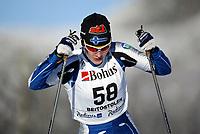 Langrenn, 22. november 2003, Verdenscup Beitostølen,  Virpi Kuitunen, Finland