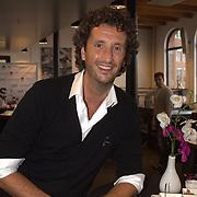 NLD/Amsterdam/20131003 -  Dad's moment , Jan Joost van Gangelen