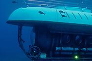 Atlantis Submarine Closeup, Maui Hawaii