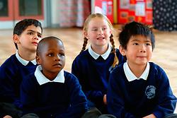 Primary schoolchildren; Leeds UK