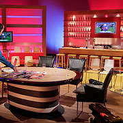 NLD/Hilversum/20120326 - Uitzending van RTL sportprogramma Voetbal international,