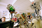 Pisa, Pontedera: CRIM LAB, Polo Sant'Anna Valdera, Scuola Superiore Sant'anna, robot umanoide.