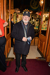 DAVID JASON at the opening night of Amaluna by Cirque Du Soleil at The Royal Albert Hall, London on 19th January 2016.