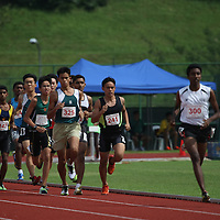 B Division Boys 800m