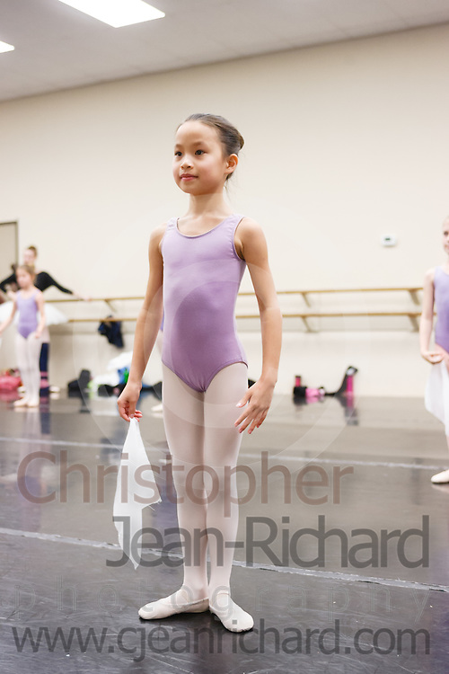 Students of the Payne Academy of Performing Arts in a Studio Rehearsal of Sleeping Beauty and Diverse Works.<br /> <br /> Payne Academy of Performing Arts.The Woodlands, Texas