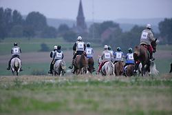 Lequarre Michel-Habibate Resin<br /> World Equestrian Games Aachen 2006<br /> Photo © Hippo Foto