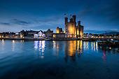 North Wales Coast to Caernarfon
