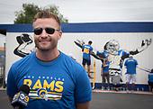 Jun 15, 2019-NFL-Los Angeles Rams Community Project