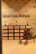 Bottles  In cases. Chateau Grand Corbin Despagne, Saint Emilion Bordeaux France